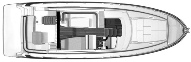 42 Grande Coupe Floor Plan 2