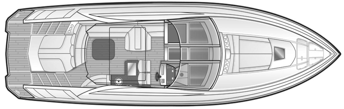52 Sport Coupe Floor Plan 2