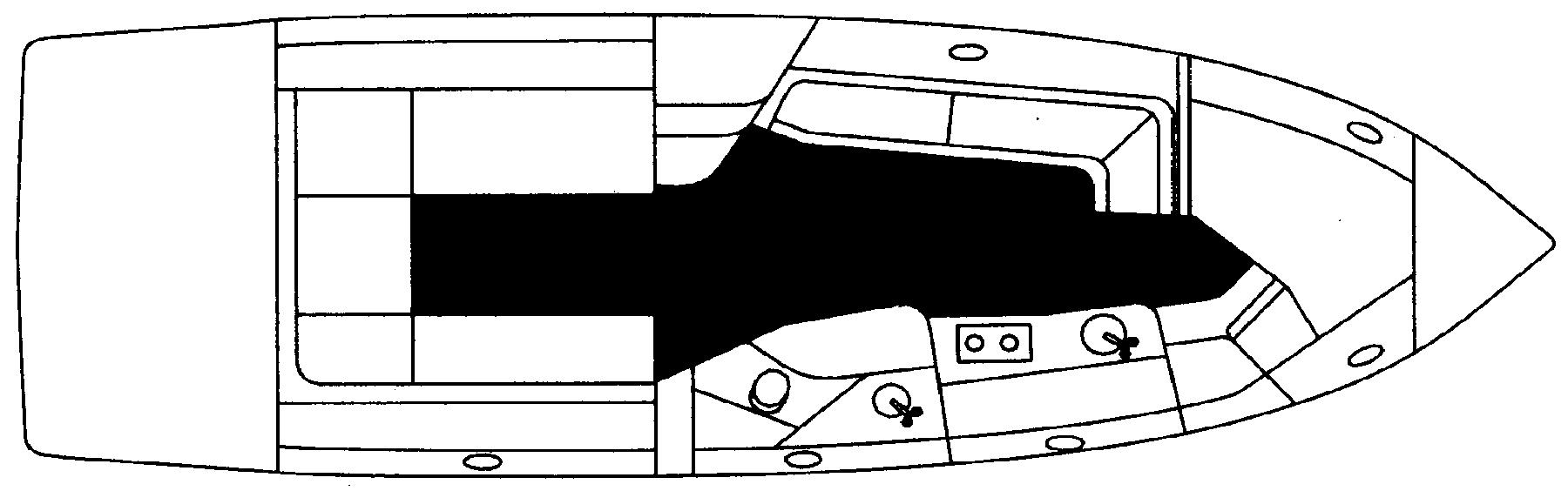 Ventura 9.8; 322-3260 Commodore Floor Plan 2