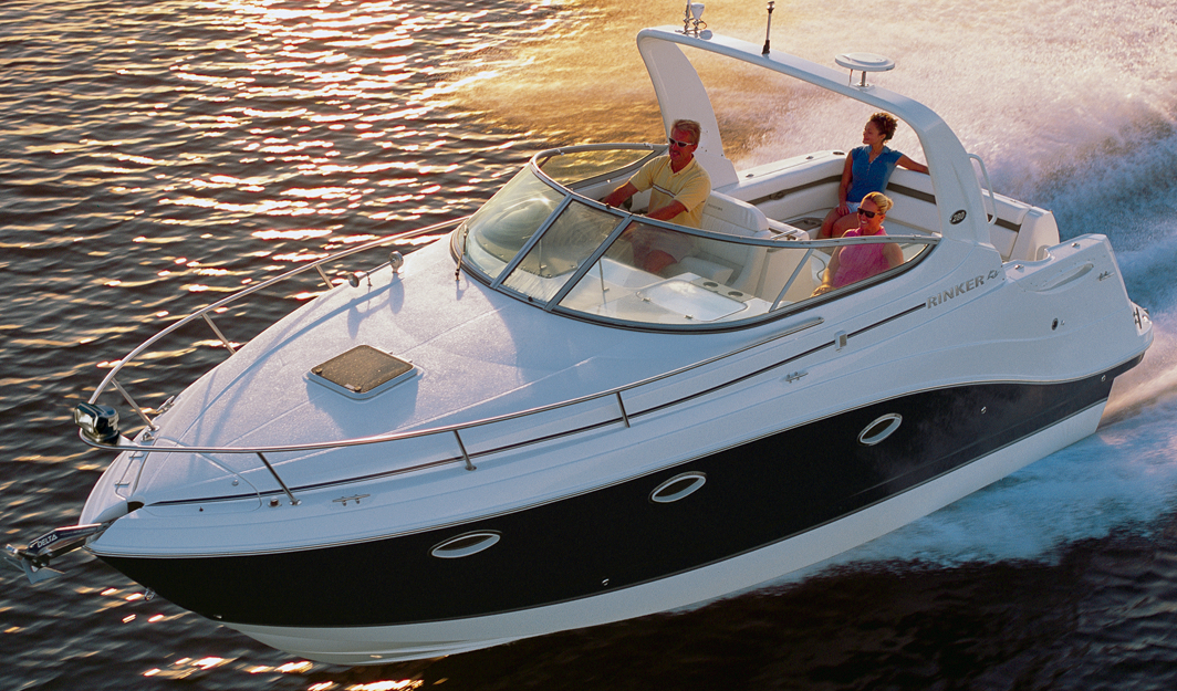 Rinker 280-290 Express Cruiser
