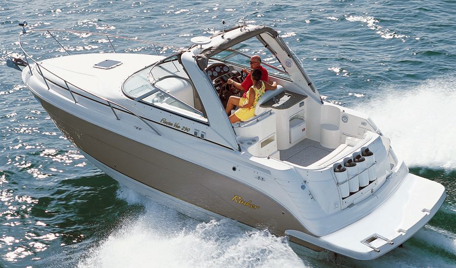 Rinker 290 Fiesta Vee; 300 Express Cruiser