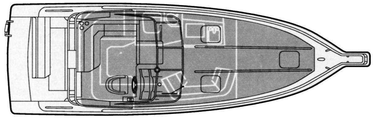 300 Fiesta Vee Floor Plan 1