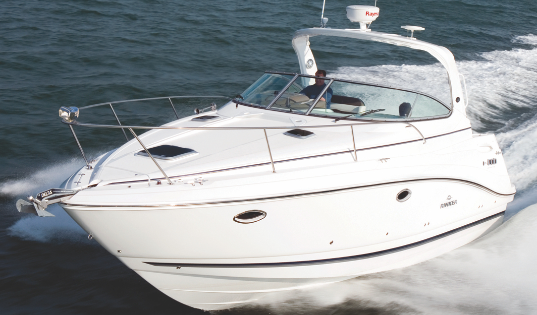 Rinker 330-340 Express Cruiser