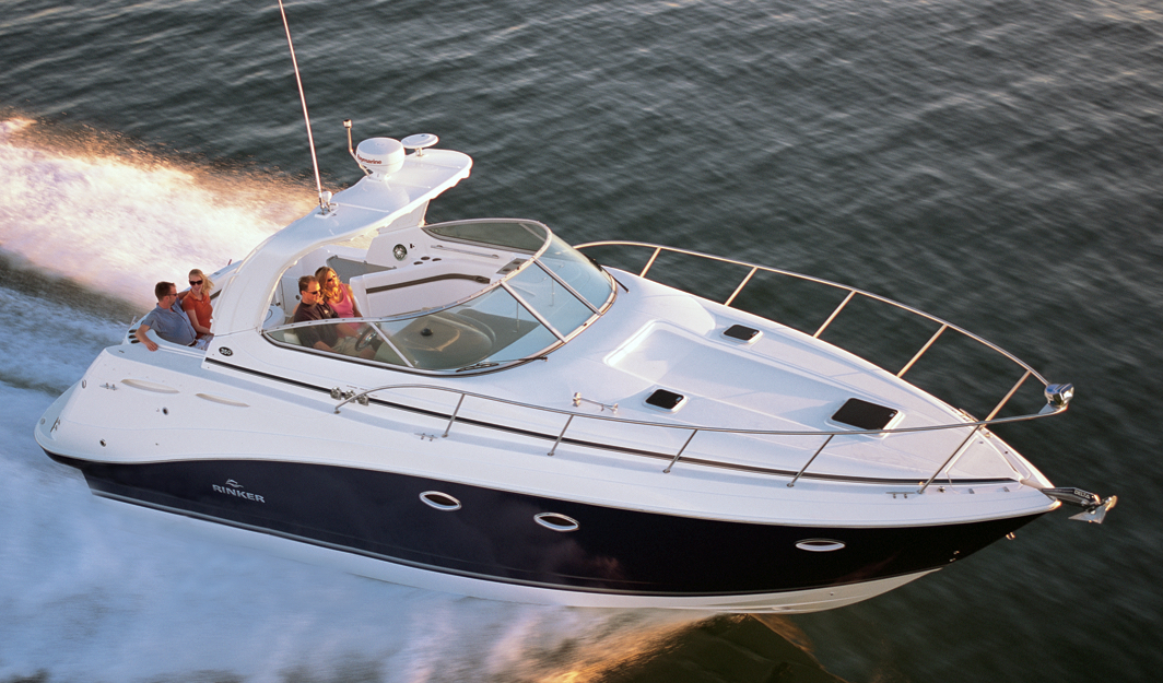 Rinker 350-360 Express Cruiser
