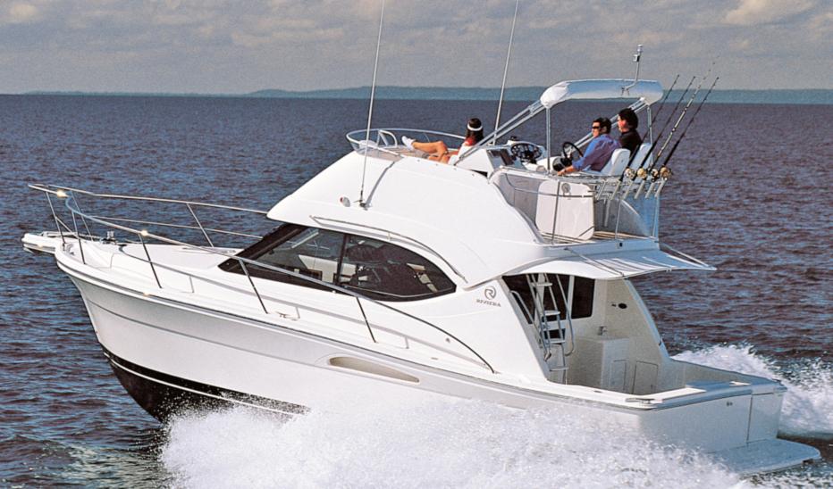 Riviera 33 Convertible