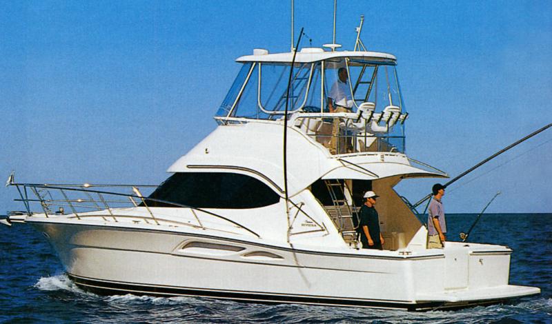 Riviera 37 Convertible