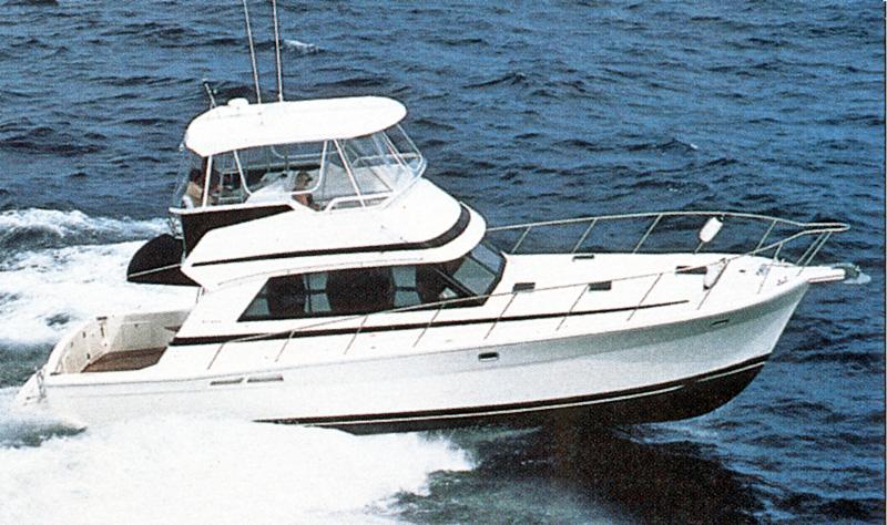 Riviera 43 Convertible