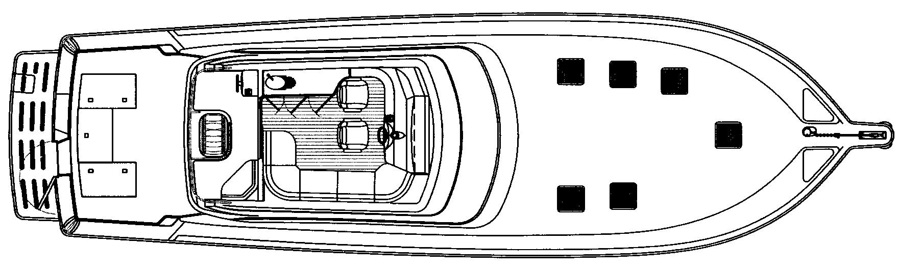 58 Enclosed Bridge Floor Plan 2