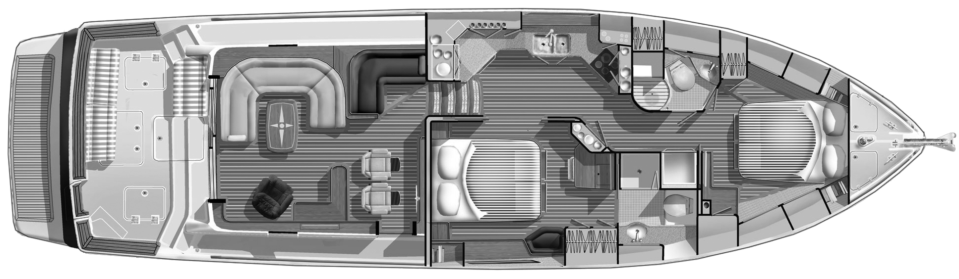 52-54 Salon Express Floor Plan 2