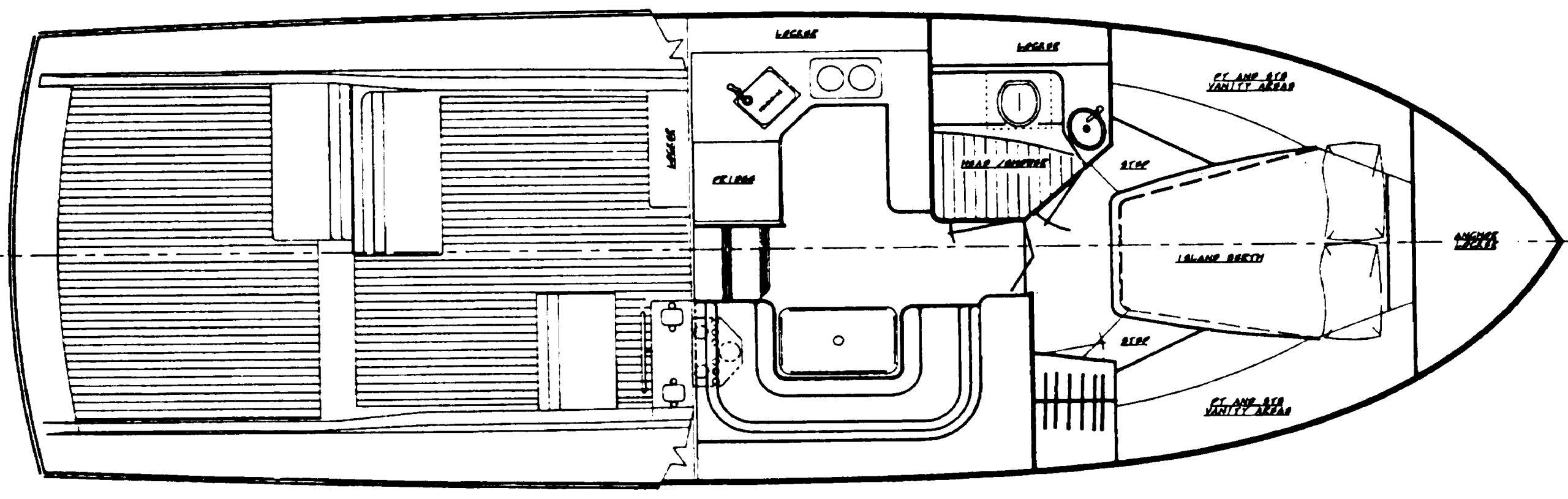 36 Express Floor Plan 1