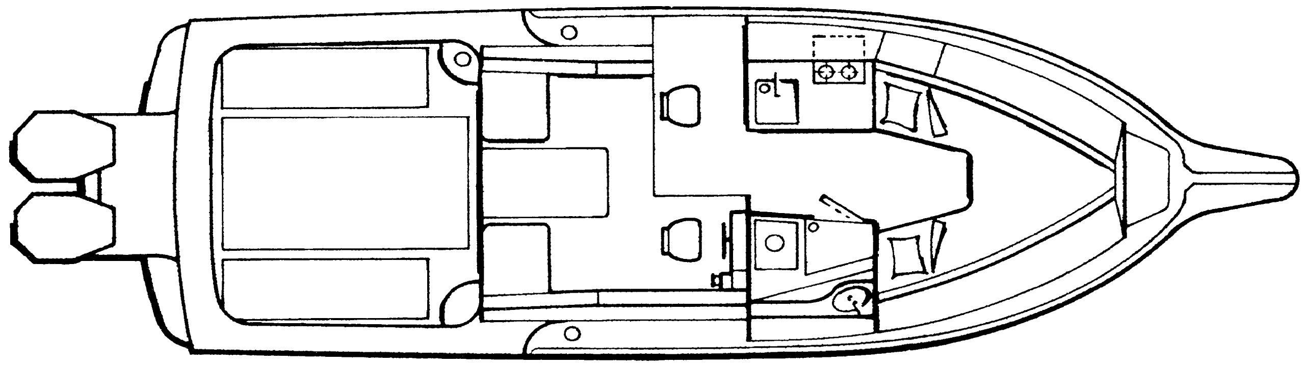 280 Abaco Floor Plan 1