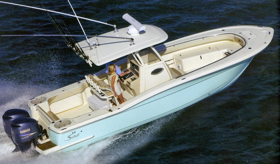Scout 282 Sportfish XSF