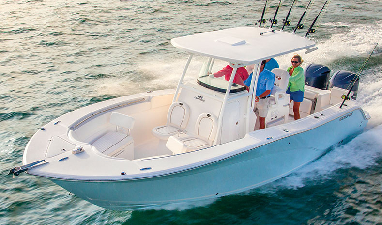 Sea Fox 286 Center Console