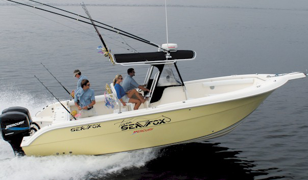 Sea Fox 287 Center Console