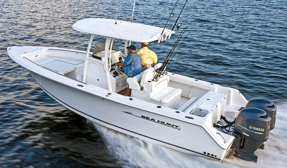 Sea Hunt 27 Gamefish