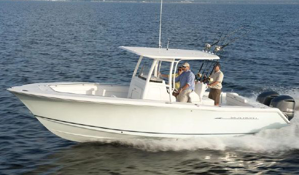 Sea Hunt 290 Triton; 29 Gamefish