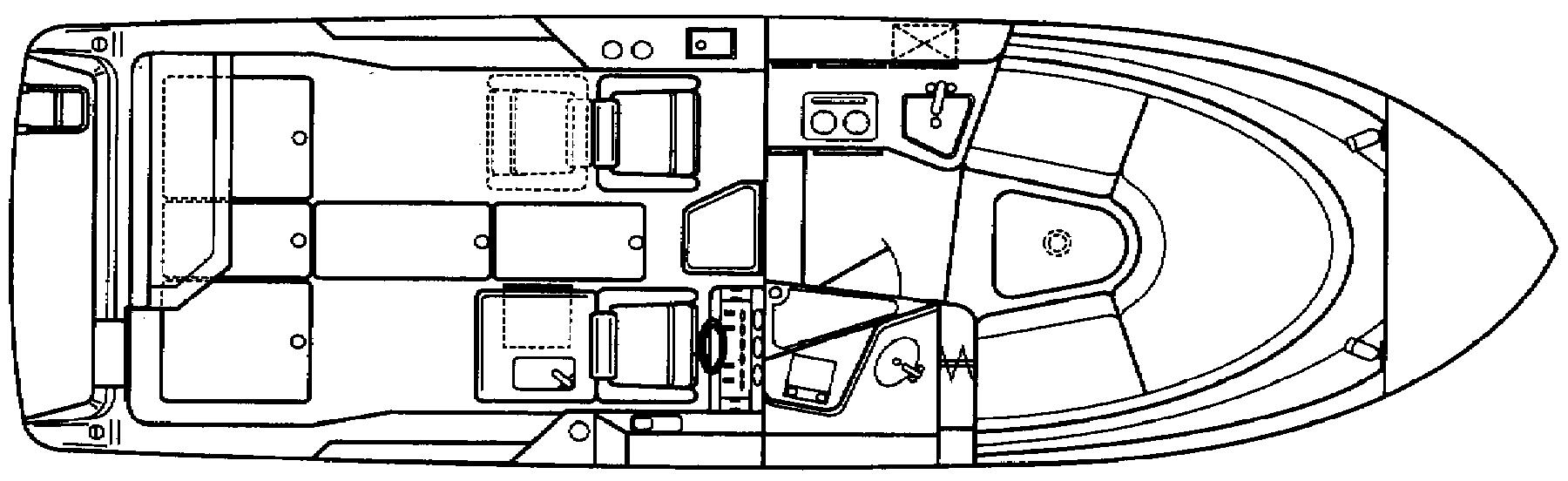 280-300 Weekender Floor Plan 1