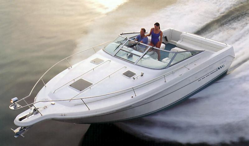 Sea Ray 280-300 Weekender