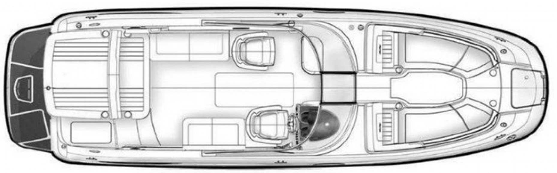 280 Sundeck Floor Plan 1