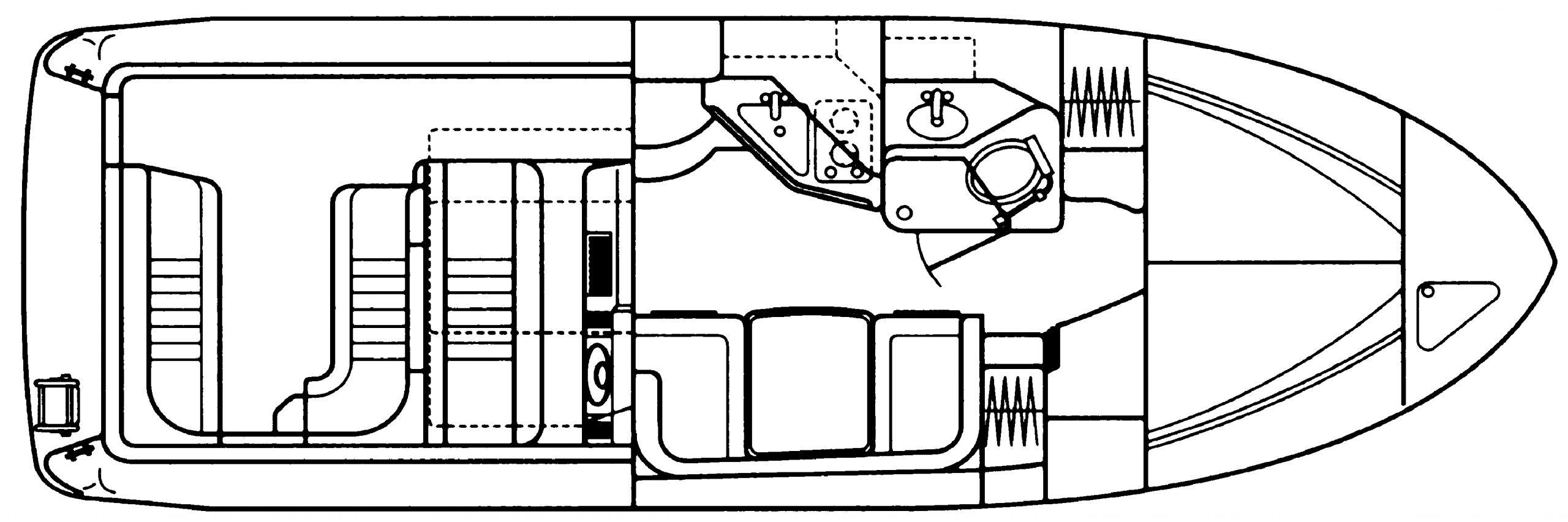 300 Sundancer Floor Plan 2
