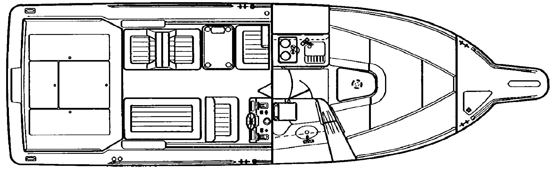 310 Amberjack Floor Plan 2