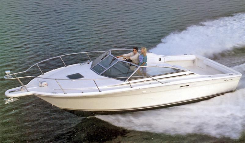 Sea Ray 310 Amberjack
