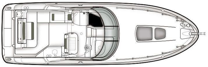310 Sundancer Floor Plan 2
