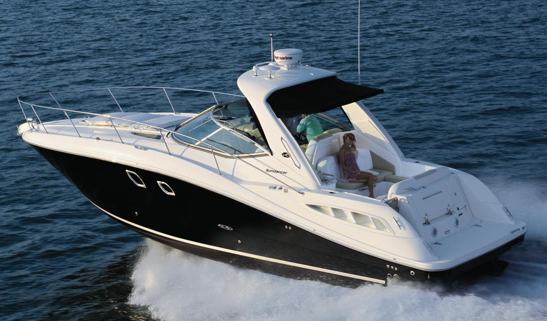 Sea Ray 330-350 Sundancer