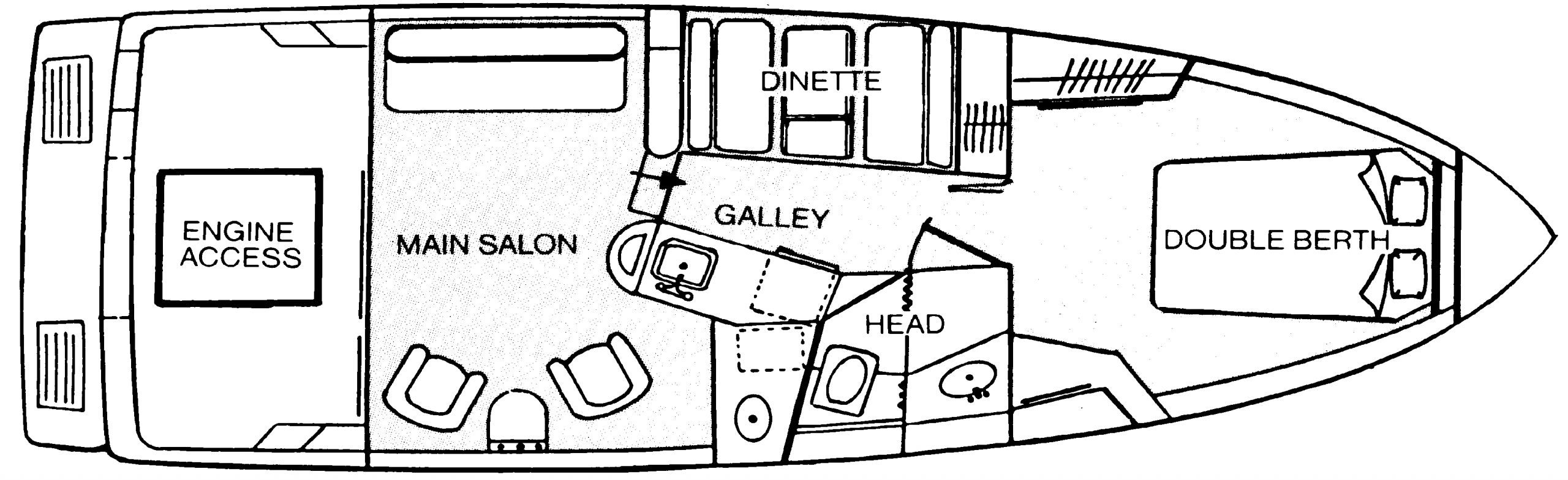 340 Sedan Bridge Floor Plan 1
