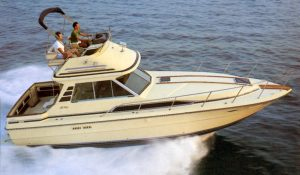 Sea Ray 340 Sport Fisherman