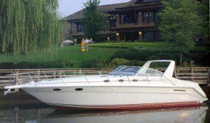 Sea Ray 350-370 Express Cruiser