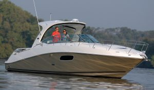Sea Ray 350-370 Sundancer