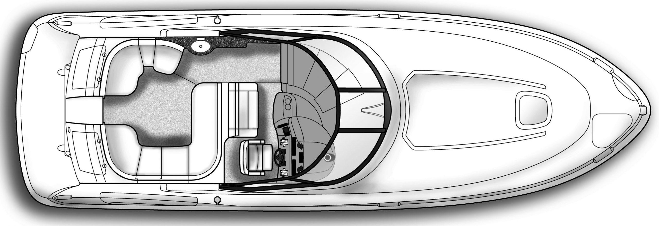 38-390 Sundancer Floor Plan 2