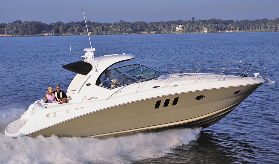 Sea Ray 38-390 Sundancer