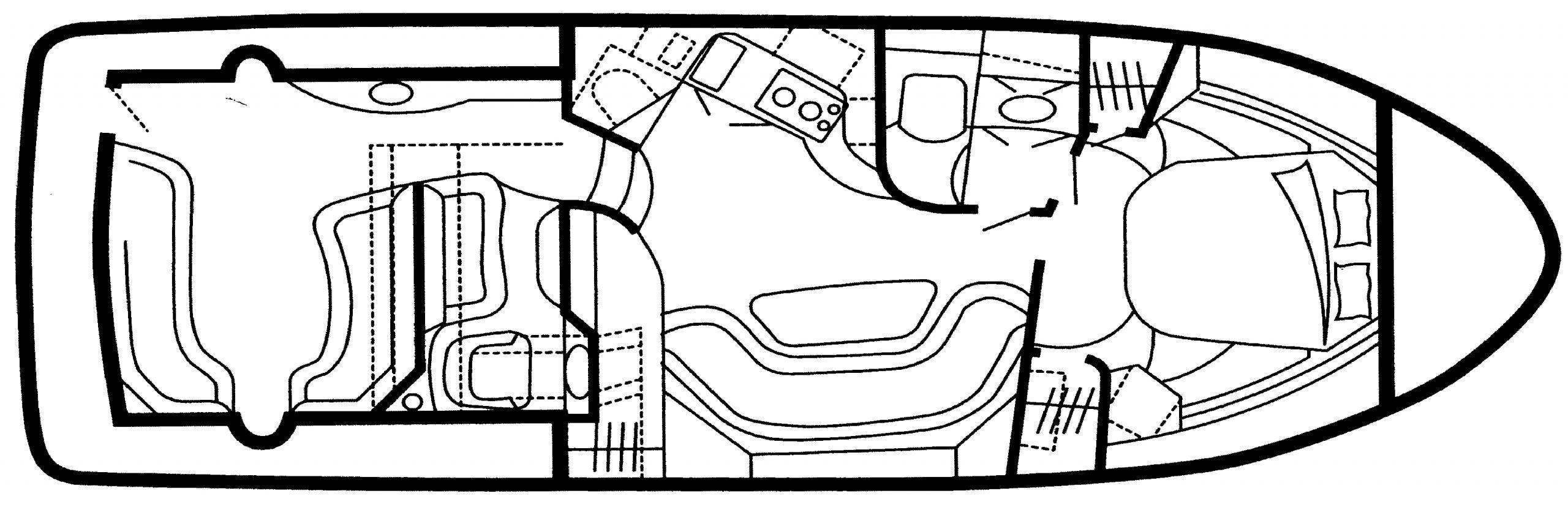 380 Sundancer Floor Plan 1
