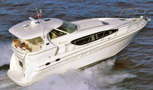 Sea Ray 390 Motor Yacht; 40 Motor Yacht