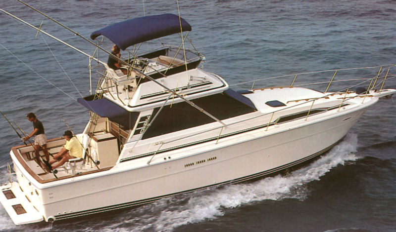 Sea Ray 390 Sedan Sportfish