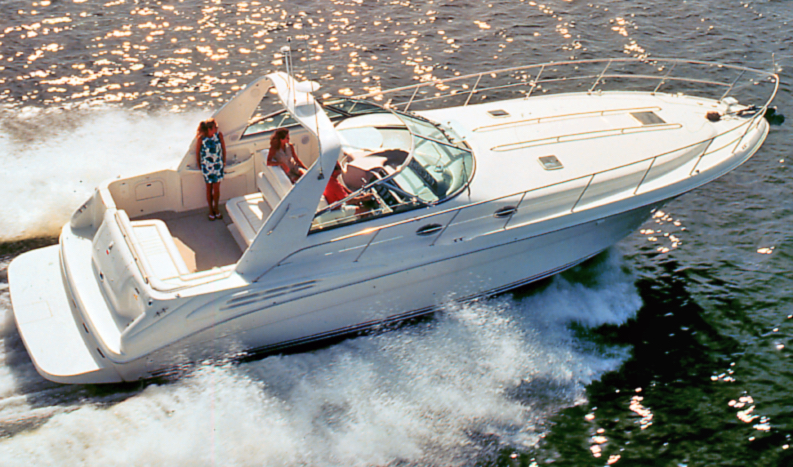 Sea Ray 400-410 Sundancer