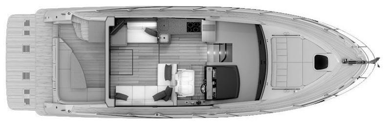 400 Sundancer Floor Plan 2