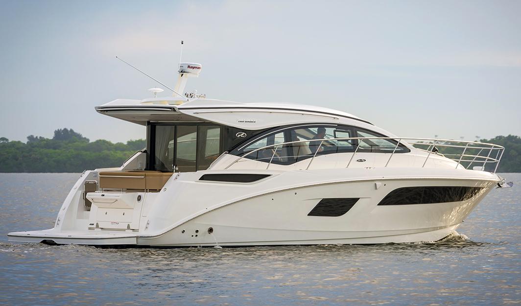 Sea Ray Yachts 400 Sundancer Hmy Yachts