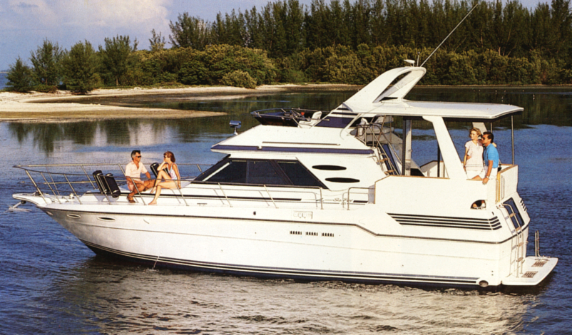 Sea Ray 410-415-440 Aft Cabin