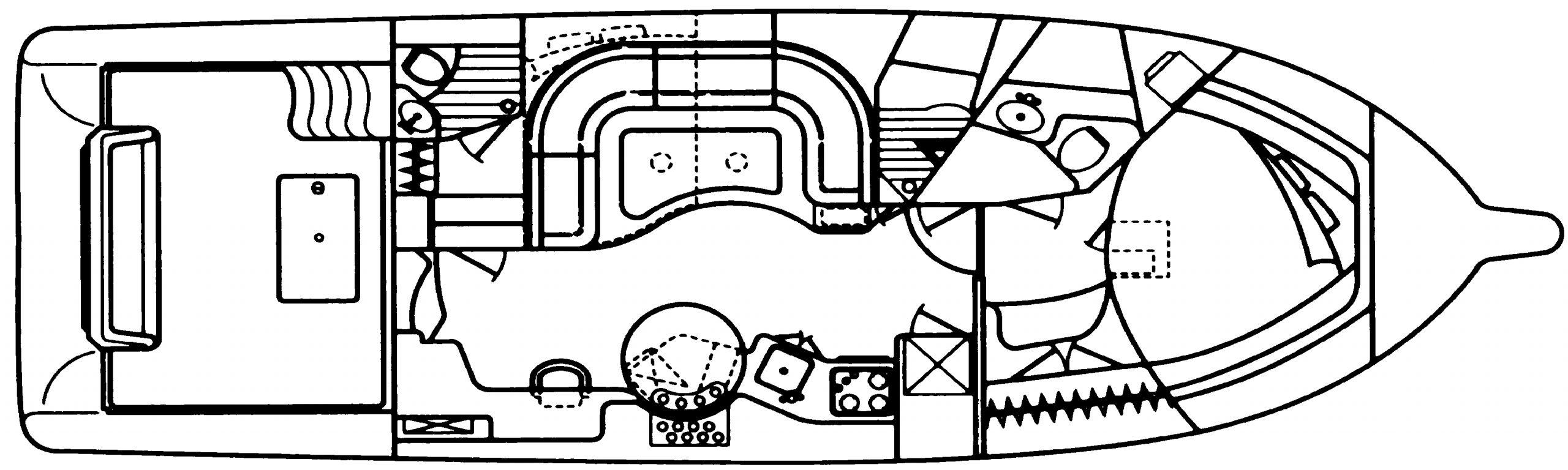 440 Express Bridge Floor Plan 1