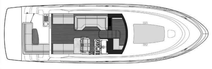 470 Sundancer Floor Plan 2