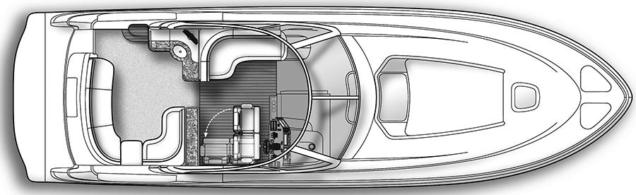 48 Sundancer Floor Plan 2