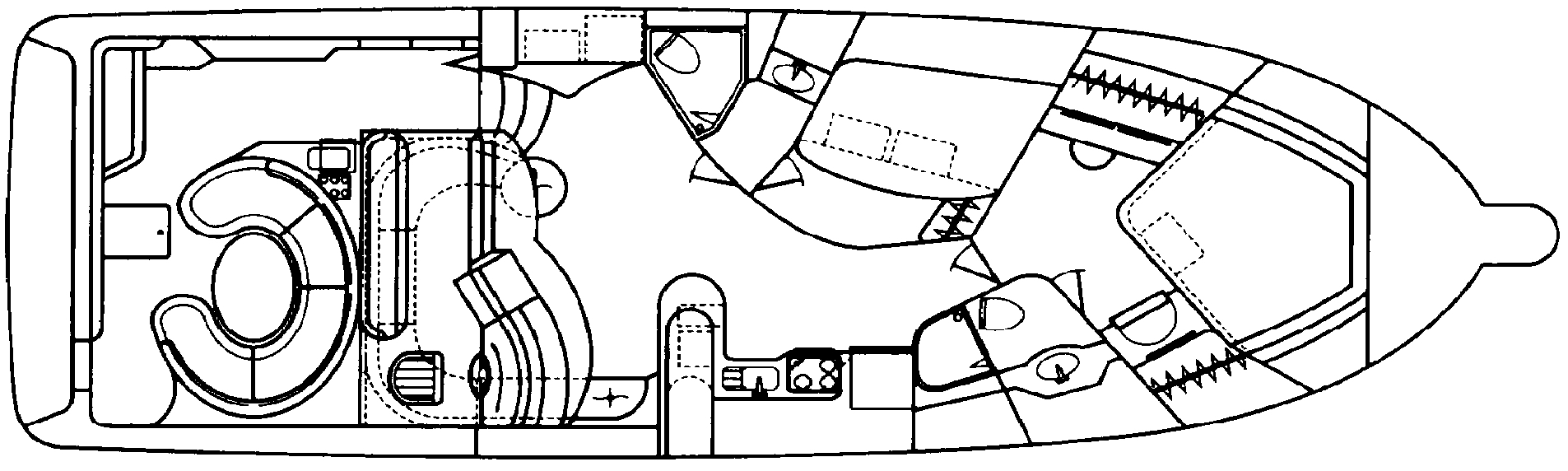 480-500 Sundancer Floor Plan 1