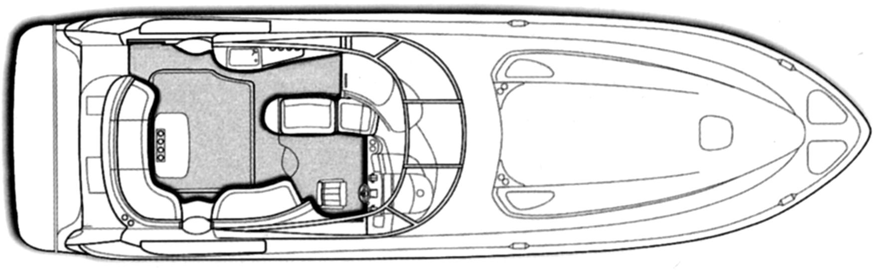 500 Sundancer; 52 Sundancer Floor Plan 2