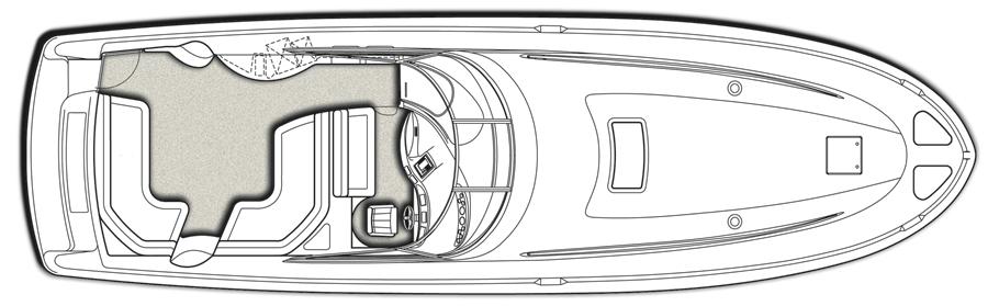 550 Sundancer Floor Plan 2