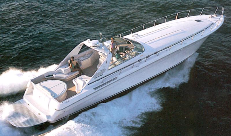 Sea Ray 630 Sundancer