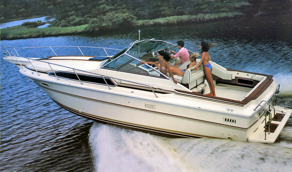 Sea Ray SRV310 Sundancer