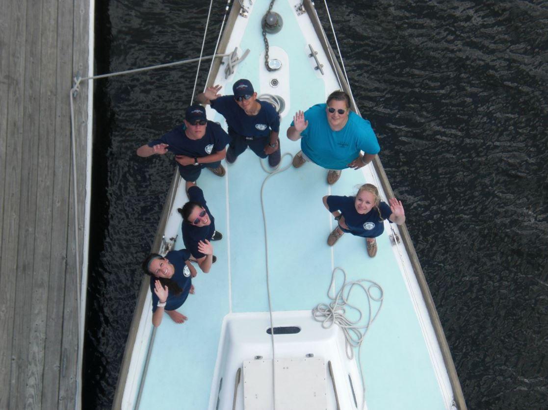 Image 2053: sea scouts